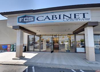 Clovis custom cabinet Finebuilt Cabinet Solutions