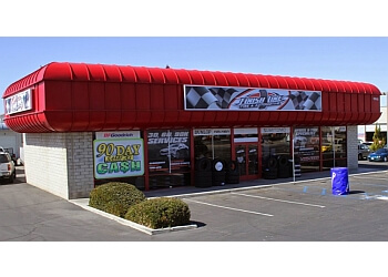 Victorville car repair shop Finish Line Tire and Automotive