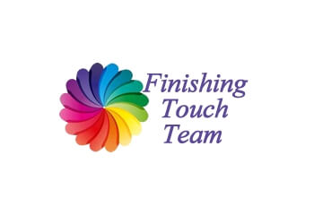 Columbia painter Finishing Touch Team