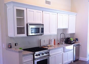 Irvine custom cabinet Finishing Touches Carpentry