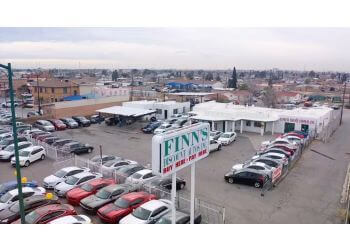 El Paso used car dealer Finn's Discount Auto