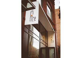 Spokane pizza place Fire Artisan Pizza