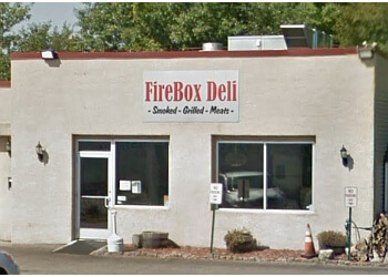 Minneapolis barbecue restaurant FireBox Deli