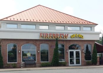 Virginia Beach american cuisine FireBrew Bar & Grill