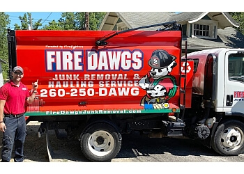 Fort Wayne junk removal Fire Dawgs Junk Removal