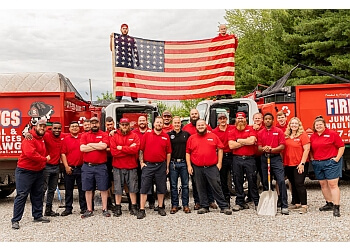 Indianapolis junk removal Fire Dawgs Junk Removal