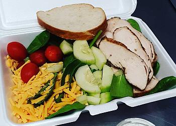 Montgomery food truck Fire Meats Wood