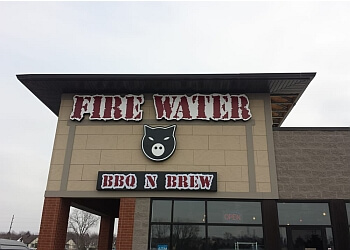 Joliet Barbecue Restaurant Fire Water Bbq