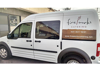Providence caterer Fire Works Catering