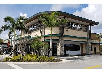 Pembroke Pines steak house Firebirds Wood Fired Grill