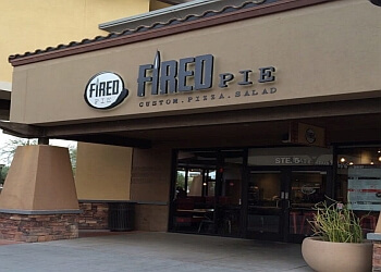Chandler pizza place Fired Pie