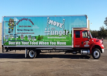 Fort Worth moving company Firefighting's Finest Moving & Storage, Inc.