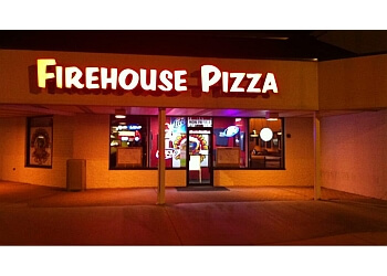 Peoria pizza place Firehouse Pizza