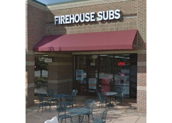 Cary sandwich shop Firehouse Subs