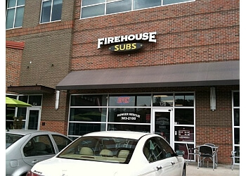 Durham sandwich shop Firehouse Subs