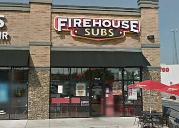 Fort Wayne sandwich shop Firehouse Subs