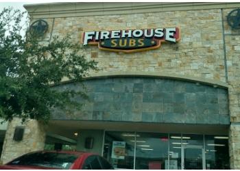 Houston sandwich shop Firehouse Subs