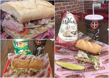 Lincoln sandwich shop Firehouse Subs