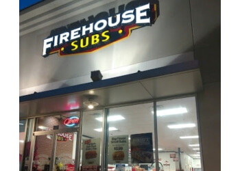 Mesquite sandwich shop Firehouse Subs
