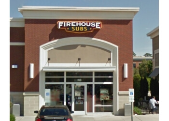Newport News sandwich shop Firehouse Subs