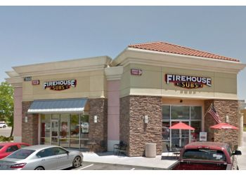 Stockton sandwich shop Firehouse Subs