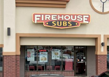 Toledo sandwich shop Firehouse Subs