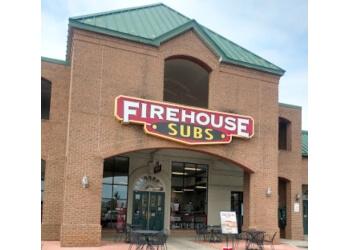 Winston Salem sandwich shop Firehouse Subs