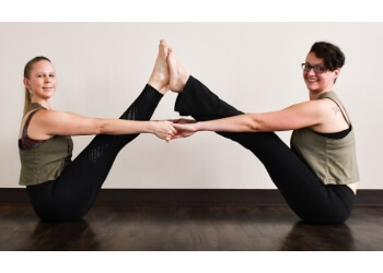 Portland yoga studio Firelight Yoga