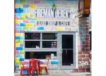 Miami cake Fireman Derek's Pies