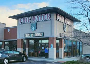 Joliet barbecue restaurant Firewater BBQ & Brew