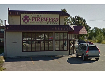 Anchorage dry cleaner Fireweed Cleaners