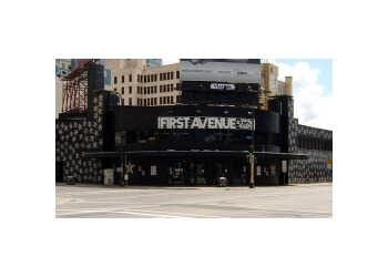 Minneapolis night club First Avenue