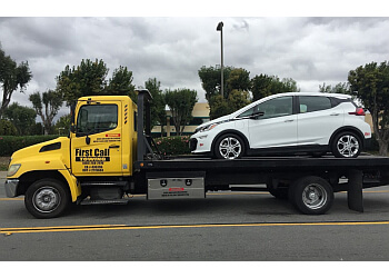 San Jose towing company First Call Towing Service