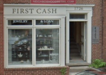 Washington pawn shop First Cash Jewelry and Loan