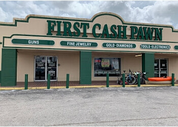 Corpus Christi pawn shop First Cash Pawn