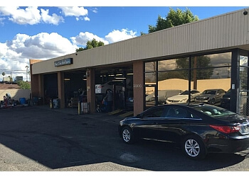 Scottsdale car repair shop First Class Auto Service