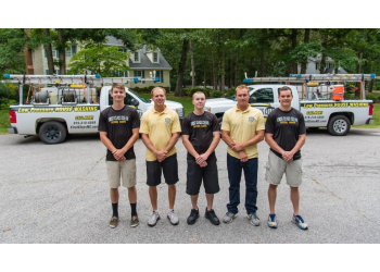 Raleigh window cleaner First Class Clean