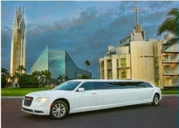 Anaheim limo service First Class Limousine