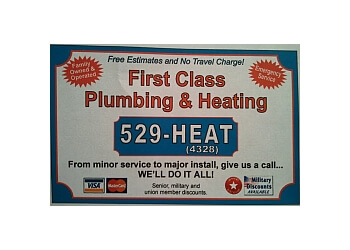 First Class Plumbing and Heating LLC Anchorage Plumbers