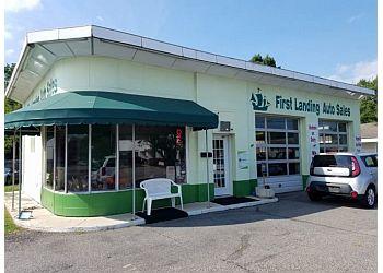 Virginia Beach car repair shop First Landing Auto Care