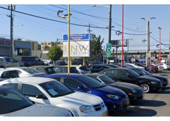 Seattle used car dealer First National