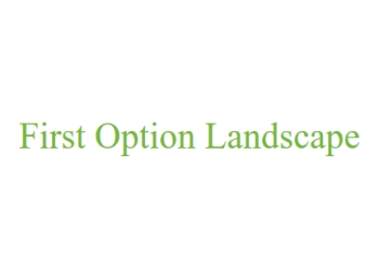 Surprise landscaping company First Option Landscape