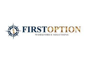 San Antonio staffing agency FirstOption Workforce Solutions