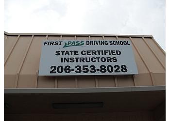 Seattle driving school First Pass Driving School