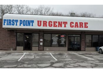 Kansas City urgent care clinic First Point Urgent Care