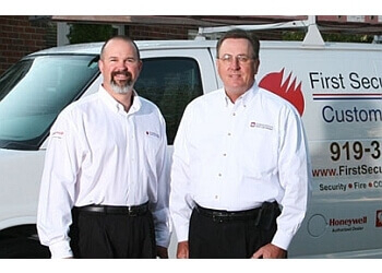 Durham security system First Security Service Inc.