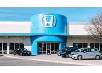Austin car dealership FIRST TEXAS HONDA