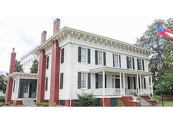 Montgomery landmark First White House of the Confederacy