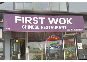 Stamford chinese restaurant First Wok Chinese Restaurant