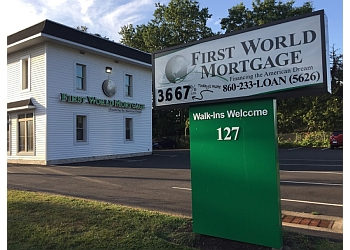 Hartford mortgage company First World Mortgage Corporation